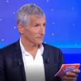 """Nagui dans """"Tout le monde veut prendre sa place"""", le 2 juillet 2019, sur France 2"""
