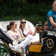 Eva Longoria profite du soleil de Marbella