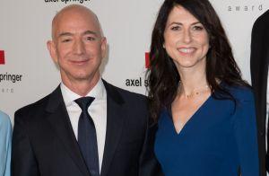 Jeff Bezos divorcé : son ex-femme MacKenzie (et ses 38 milliards) déjà draguée !