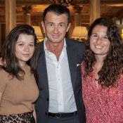 François Sarkozy et Vincent Perez réunis pour un grand déjeuner pères-filles
