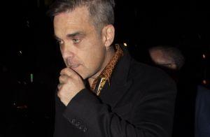 Robbie Williams a envisagé le suicide à cause de la cocaïne