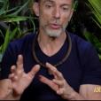 """Gérard Vives dans """"Je suis une célébrité, sortez-moi de là"""", le 5e épisode du 6 août 2019."""