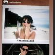 Sarah Hyland partage des photos de ses fiancailles avec Wells Adams sur son Instagram. (Juillet 2019)