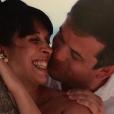 """Mariage de Pierre et Frédérique de la saison 7 de """"L'amour est dans le pré"""". Leur union a eu lieu en 2014."""