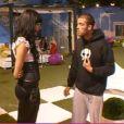 Jonathan et Emilie en grande discussion sur le cas Daniela...