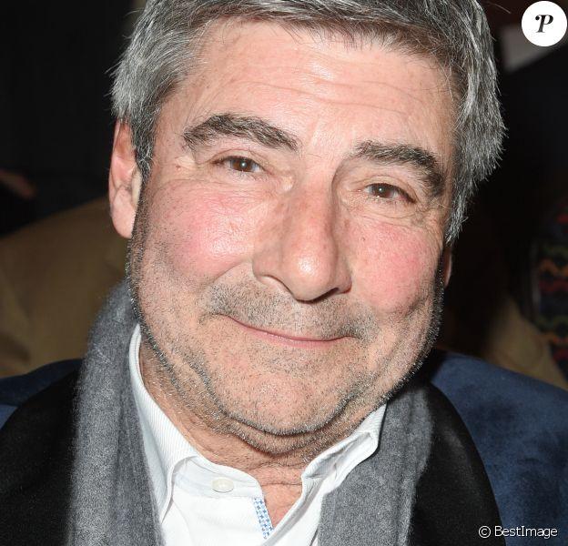 Patrice Drevet - 24ème cérémonie des Lauriers de l'Audiovisuel au théâtre Marigny à Paris, le 11 février 2019. © Coadic Guirec/Bestimage