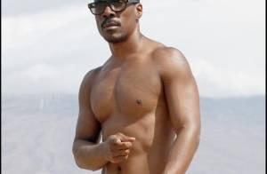 Eddie Murphy, 48 ans, version super sexy et musclée... c'est encore un très beau mec !