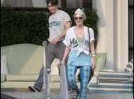 Les amoureux Drew Barrymore et Justin Long : leur look, c'est pire que le carnaval ! Mais que fait la fashion police ?