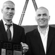 Zinédine Zidane poignant pour honorer la mémoire de son frère décédé