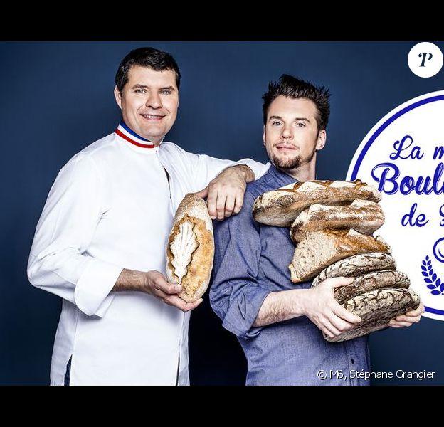 """Norbert Tarayre et Bruno Cormerais jurés de """"La Meilleure Boulangerie de France"""""""