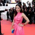 """Vanessa Guide - Montée des marches du film """"A Hidden Life"""" lors du 72ème Festival International du Film de Cannes. Le 19 mai 2019 © Jacovides-Moreau / Bestimage"""