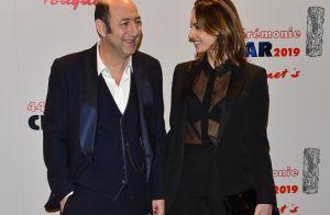 Julia Vignali : Rare et jolie déclaration d'amour à Kad Merad, son compagnon