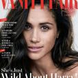 """Meghan Markle photographiée par Peter Lindbergh pour """"Vanity Fair"""", en 2016."""