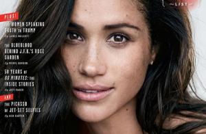 Meghan Markle dans Vogue : sa surprenante et seule exigence pour la séance photo