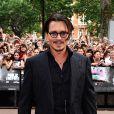 """""""Johnny Depp, lors de l'avant-première anglaise de """"Public Enemies"""", qui s'est tenue à l'Empire de Leicester Square, à Londres, le 29 juin 2009 !"""""""