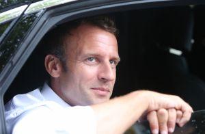 Brigitte et Emmanuel Macron : En vacances dans le Var, une photo fuite