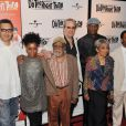 "Le cast du film fête les 20 ans du film "" Do The Right Thing"" au Directors Guild of America Theatre, à NYC hier"