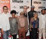 Le cast du film fête les 20 ans du film  Do The Right Thing au Directors Guild of America Theatre, à NYC hier