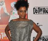 Joie Lee fête les 20 ans du film  Do The Right Thing au Directors Guild of America Theatre, à NYC hier