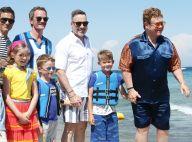 Elton John : Vacances en famille à Nice, avec Neil Patrick Harris et ses enfants