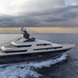 Le Traquility, yacht loué par Kylie Jenner pour ses 22 ans.