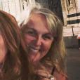 Valérie Damidot et sa fille Roxane sur Instagram, le 29 juillet 2019