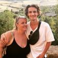 Valérie Damidot et son fils Norman sur Instagram, le 2 août 2019