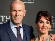 Zinédine et Véronique Zidane câlins : vacances sportives et complicité