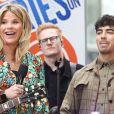 Jenna Bush, Joe Jonas - Les frères Jonas en concert au Citi Today Show à New York, 8 juin 2019