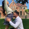 Nabilla Benattia et Thomas Vergara heureux et amoureux - photo Instagram, le 7 juillet 2019