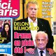 """Magazine """"Ici Paris"""" en kiosques le 7 août 2019."""