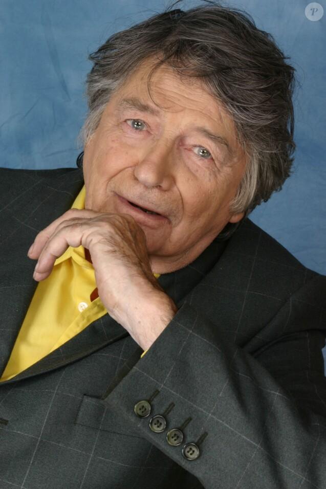 Jean-Pierre Mocky 2007 - Paris