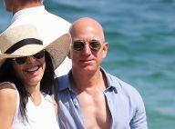 Jeff Bezos : Le patron d'Amazon et sa chérie s'éclatent à Saint-Tropez