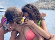 Sonia Rolland et ses filles à Ibiza : Adorable photo de vacances