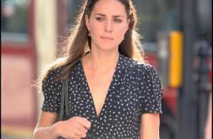 Kate Middleton : la chérie du prince William semble bien tristounette... De l'eau dans le gaz ?