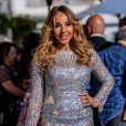 Cathy Guetta sur la croisette lors du 72ème Festival International du Film de Cannes, le 23 mai 2019.23/05/2019 - Cannes