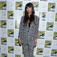 "Jameela Jamil au Comic-Con International 2019 au ""San Diego Convention Center"" à San Diego, le 20 juillet 2019."