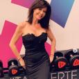 """Nathalie Andréani, ex-participante à """"Secret Story"""" en 2014 a choisi de gagner de l'argent avec son corps. 2019."""