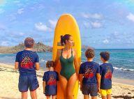 Elisa Tovati, ses vacances paradisiaques avec ses fils et son mari