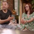 """Émilie et Sébastien de """"L'amour est dans le pré 2017"""" dans """"Que sont-ils devenus ?"""". Le 1ç août 2019 sur M6."""