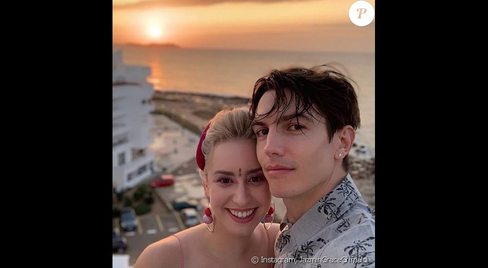 Jazmin Grace Grimaldi et Ian Mellencamp à Ibiza