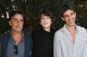 Charlotte Gainsbourg et Yvan Attal, très complices avec leur fils Ben
