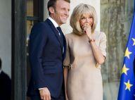 Brigitte Macron : Rires complices avec Emmanuel pour son grand retour à l'Elysée