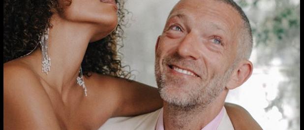 Vincent Cassel et Tina Kunakey fêtent leur 1er anniversaire de mariage en photos