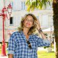 """Alice Taglioni  pour le film """"Je voudrais que quelqu'un m'attende quelque part"""" lors de la 12ème édition du festival du Film Francophone d'Angoulême, France, le 24 août 2019. © Coadic Guirec/Bestimage"""