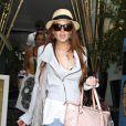 Lindsay Lohan le jour de son 23e anniversaire ! Elle se prépare à aller à la Villa fêter ça dignement !