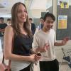 Angelina Jolie bouleversée par la rentrée de Maddox en Corée :