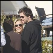 Jim Carrey à la plage : un homme très très amoureux...