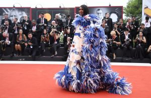 Iman Bowie, Candice Swanepoel... : Défilé de top models à la Mostra de Venise