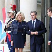 Brigitte Macron moquée : Nicolas Sarkozy la soutient, Jair Bolsonaro se rétracte